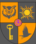 Coat of Arms with characteristics of the project management mentor Steven Goeman